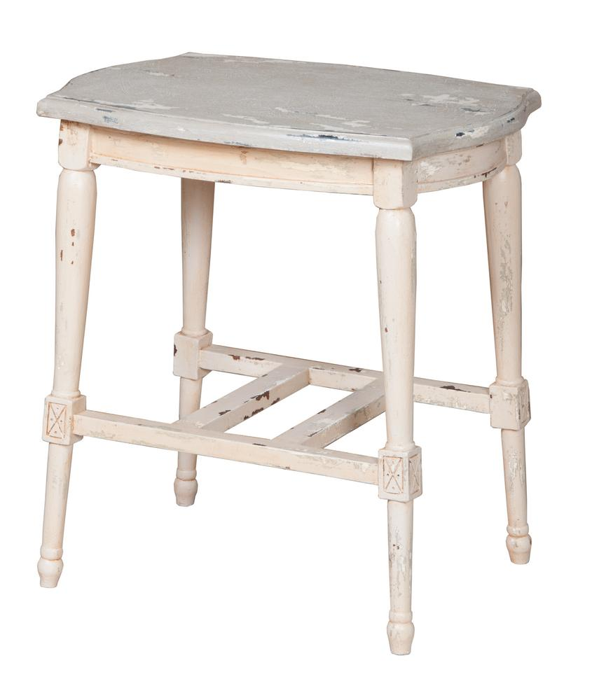 Timeless classics gustavian accent table for Oka gustavian side table