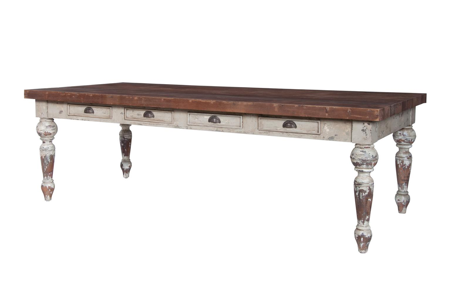 Timeless Classics Reclaimed Wood Dining Table