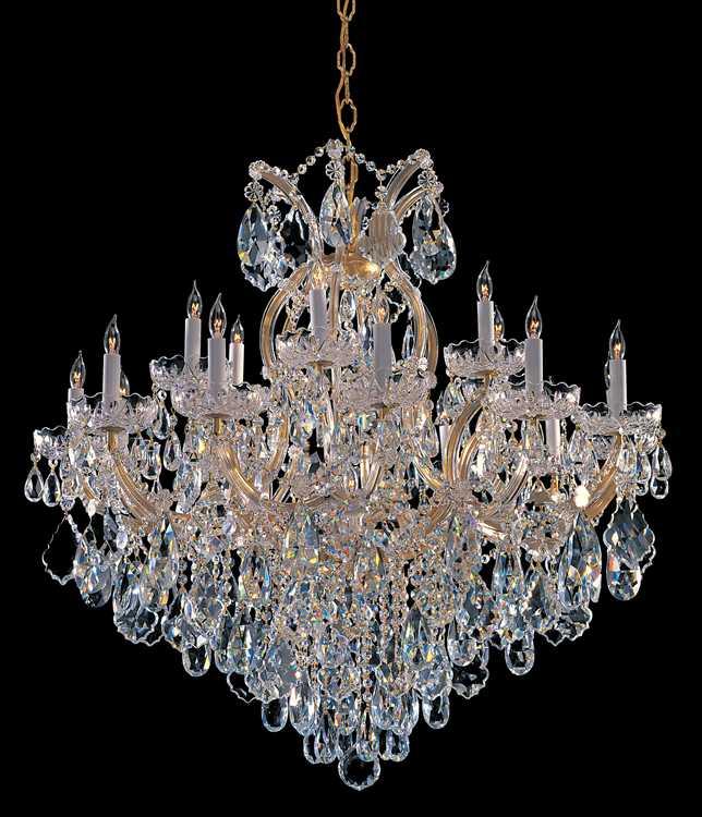 Crystorama Maria Theresa 13 Light Spectra Crystal
