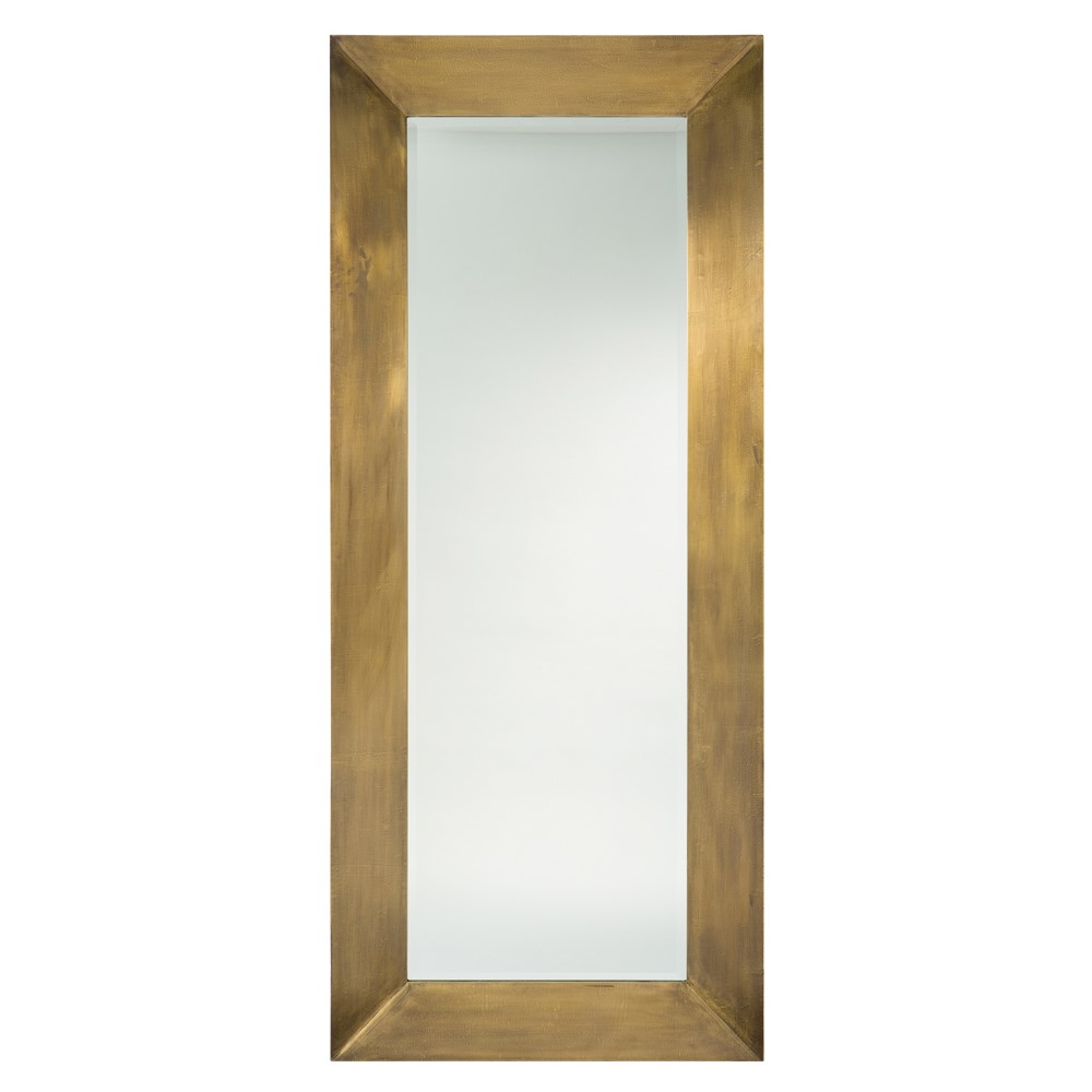 Arteriors ira floor mirror for Floor mirror