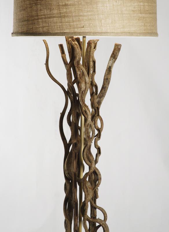 Zentique Vine Floor Lamp