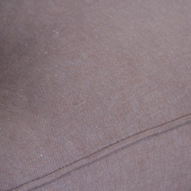 Zentique Zacharie Club Chair Limed Grey Oak And Linen