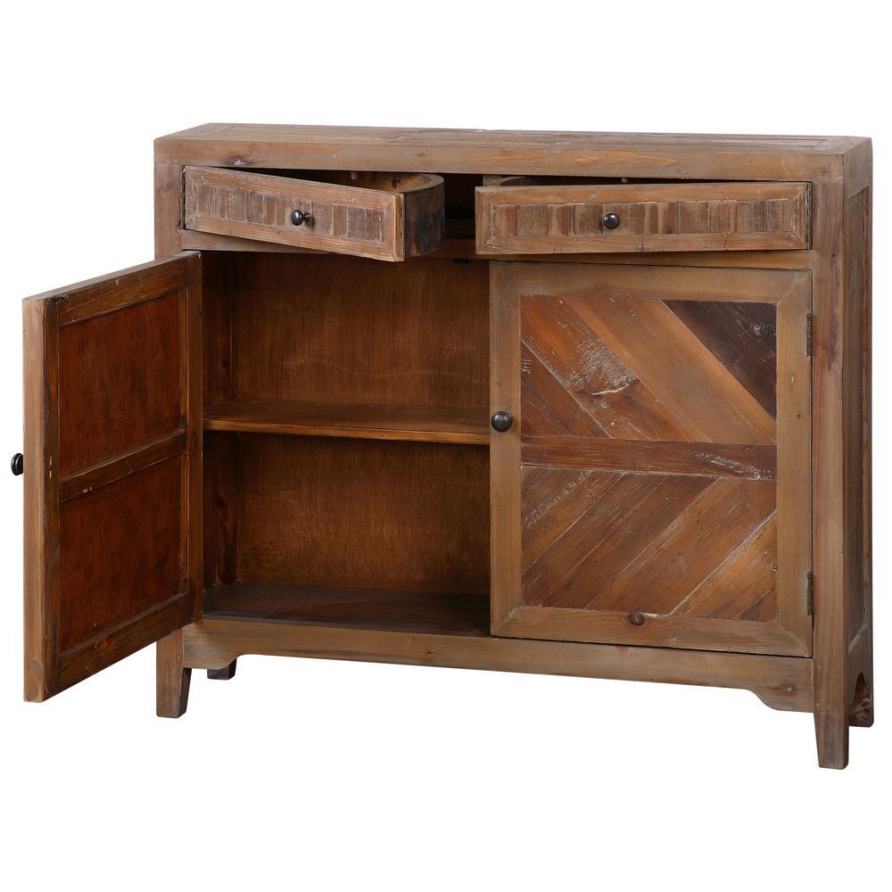 Console Cabinet Furniture: Uttermost Hesperos Console Cabinet