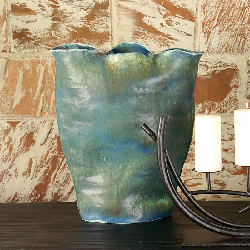 Global Views Vase: Global Views Trunk Vase Tall Large