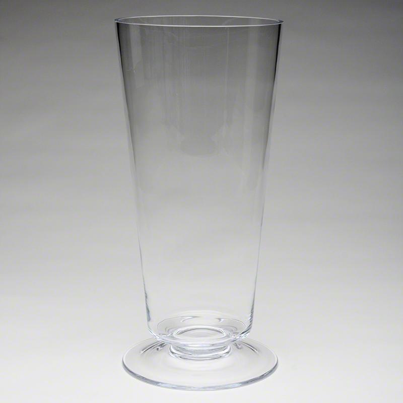 Global Views Vase: Global Views Clear View Vase Large