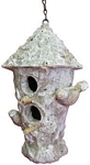Birdbaths & Houses