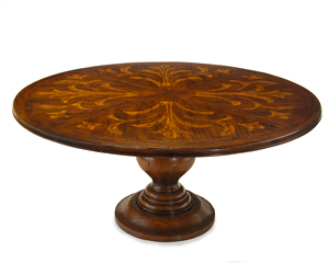John Richards 30 Quot H X 72 Quot D Villa Round Dining Table Eur 10 0005