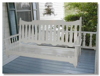 Victorian Ii Porch Swing
