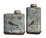 Decorative Bottles-Canisters
