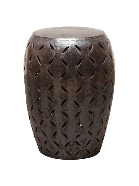 Emissary 12780gm Lattice Garden Stool