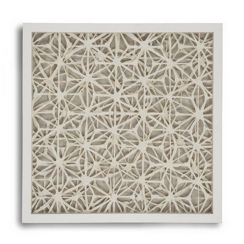 Zentique Abstract Paper Framed Art Zen22165a