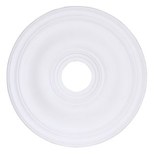 Livex Lighting Ceiling Medallions Ceiling Medallion White 8219-03