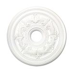 Livex Lighting Ceiling Medallions Ceiling Medallion White 8200-03