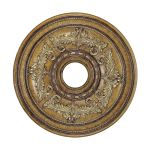 Livex Lighting Ceiling Medallions Ceiling Medallion Venetian Patina 8200-57