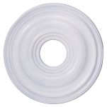Livex Lighting Ceiling Medallions Ceiling Medallion White 8217-03