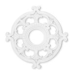 Livex Lighting Ceiling Medallions Ceiling Medallion White 8218-03