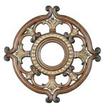 Livex Lighting Ceiling Medallions Ceiling Medallion Venetian Patina 8218-57